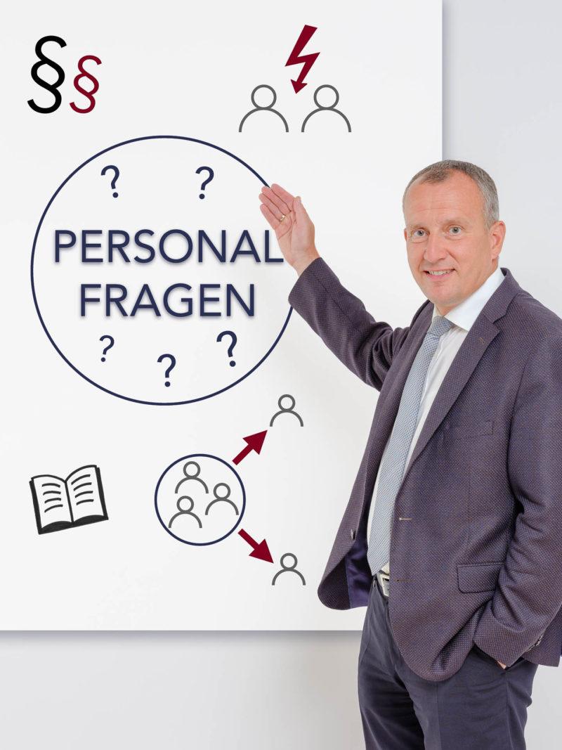 Vortrag, Personalfragen, Dr. Günter Steinlechner